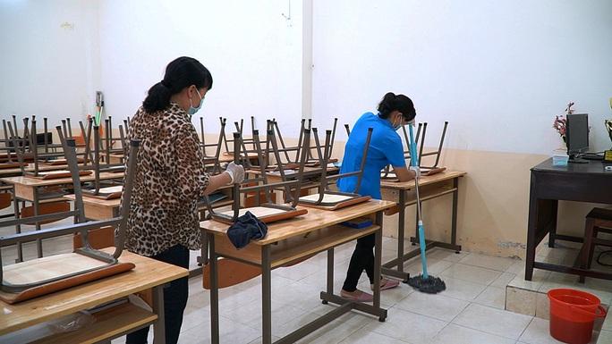 TP HCM kiến nghị Chính phủ cho học sinh nghỉ học đến hết tháng 3 - Ảnh 1.