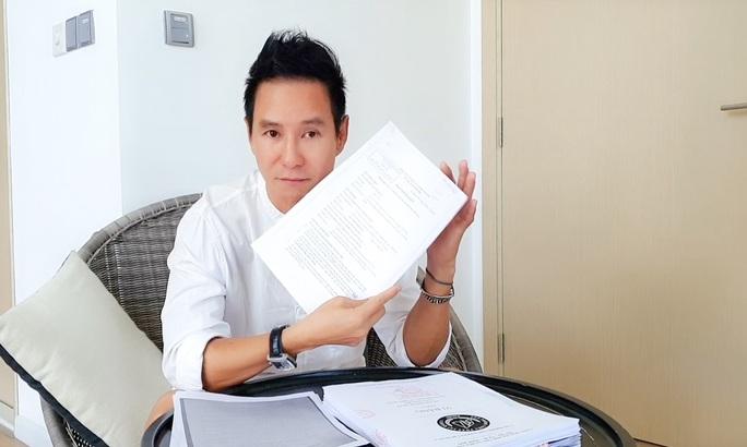Ca sĩ Lý Hải bất ngờ bị kiện đòi bồi thường 4 tỉ đồng - Ảnh 3.