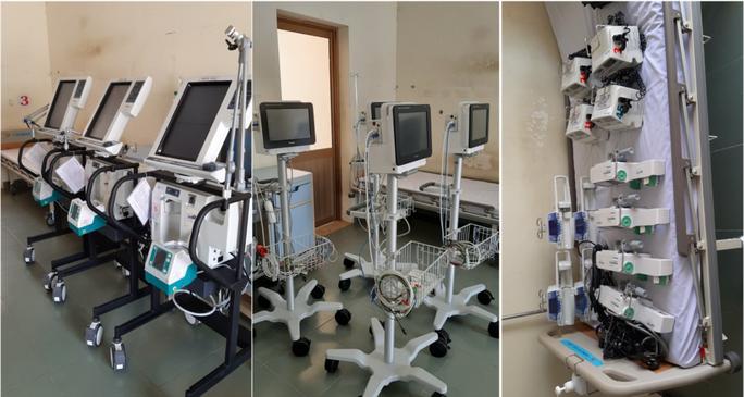 Bệnh viện dã chiến TP HCM bắt đầu cách ly 8 người nghi nhiễm Covid-19 - Ảnh 2.