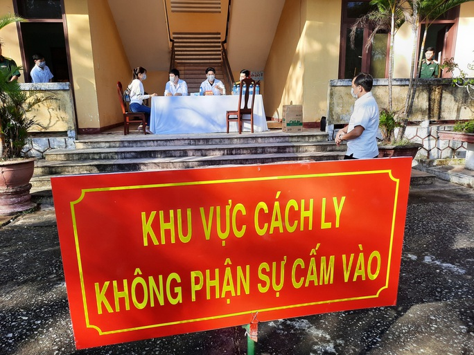 Quảng Nam đề nghị Bộ Y tế công bố dịch trên địa bàn tỉnh - Ảnh 1.