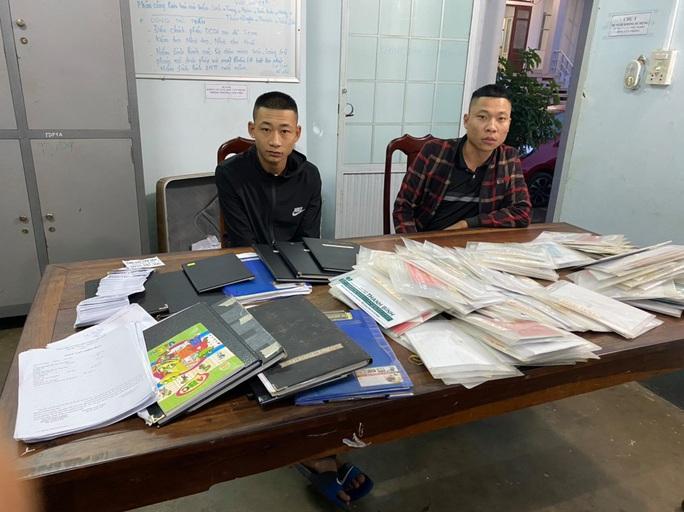 Nhóm đối tượng từ Hải Phòng vào Đắk Lắk cho vay lãi suất cắt cổ, hơn 243%/năm - Ảnh 2.