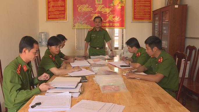 Nhóm đối tượng từ Hải Phòng vào Đắk Lắk cho vay lãi suất cắt cổ, hơn 243%/năm - Ảnh 3.