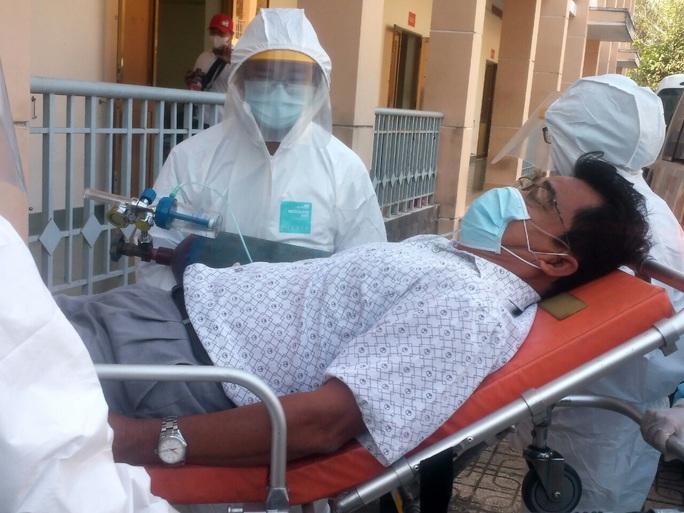 Số ca cách ly Covid-19 tại bệnh viện dã chiến Củ Chi tăng lên 16 người - Ảnh 1.
