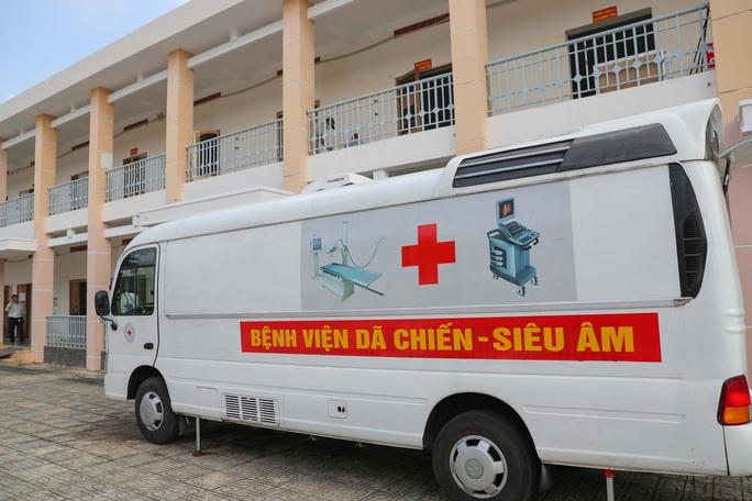 Trang bị mắt thần cho bệnh viện dã chiến TP HCM - Ảnh 3.