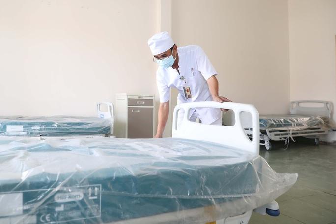 Trang bị mắt thần cho bệnh viện dã chiến TP HCM - Ảnh 6.
