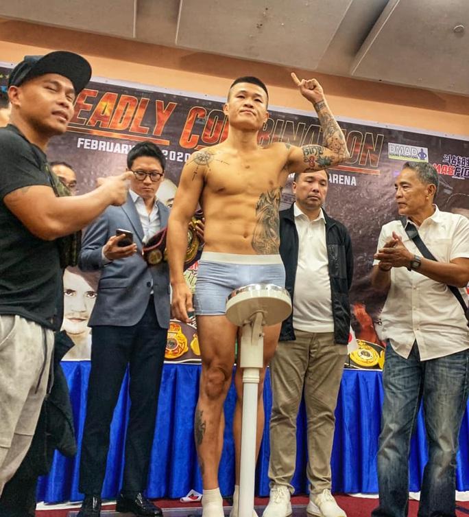 Chiều nay Trương Đình Hoàng sẽ bảo vệ đai WBA hạng trung Đông Á  - Ảnh 2.