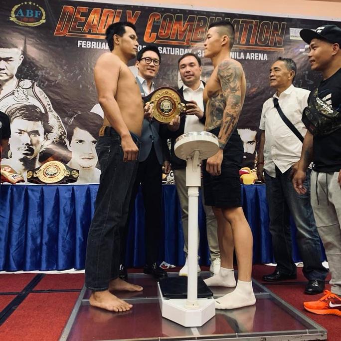 Chiều nay Trương Đình Hoàng sẽ bảo vệ đai WBA hạng trung Đông Á  - Ảnh 3.