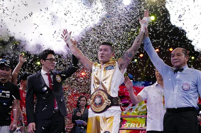 Chiều nay Trương Đình Hoàng sẽ bảo vệ đai WBA hạng trung Đông Á  - Ảnh 1.