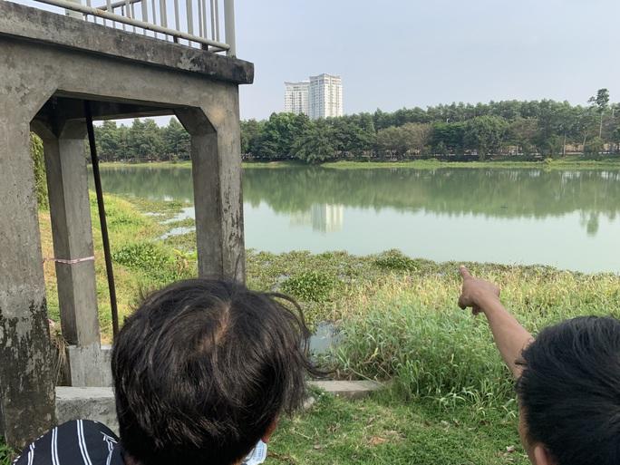 Hai người chết trên hồ nước sau vụ bơi thi - Ảnh 2.