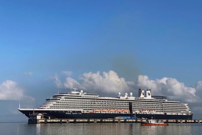 Thủ tướng Hun Sen bảo vệ quyết định cho du thuyền Westerdam cập cảng - Ảnh 2.