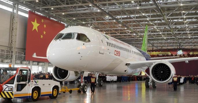 Máy bay nội địa Trung Quốc có thể không xong vì Mỹ - Ảnh 1.