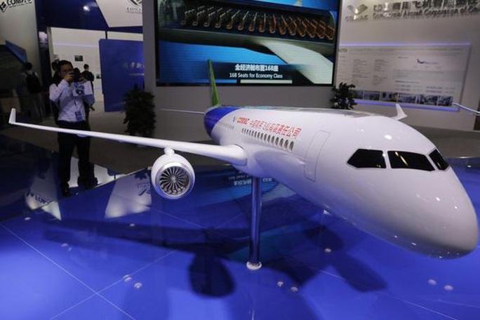 Máy bay nội địa Trung Quốc có thể không xong vì Mỹ - Ảnh 2.