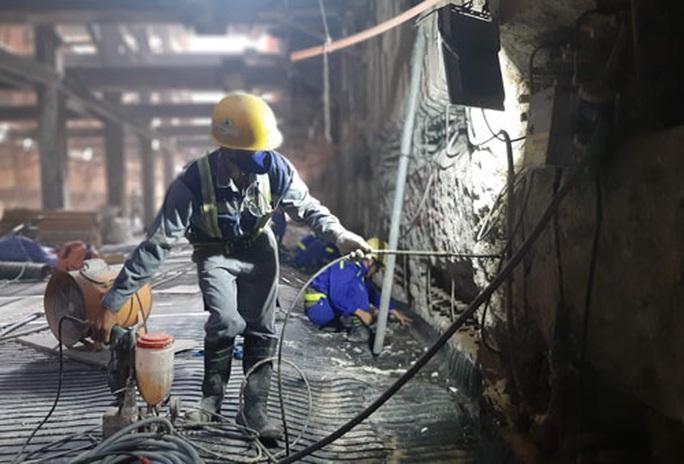 Cột mốc quan trọng, thông toàn tuyến metro Bến Thành - Suối Tiên - Ảnh 2.