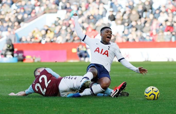 Son Heung-min tỏa sáng, Tottenham ngược dòng ngoạn mục ở Villa Park - Ảnh 4.