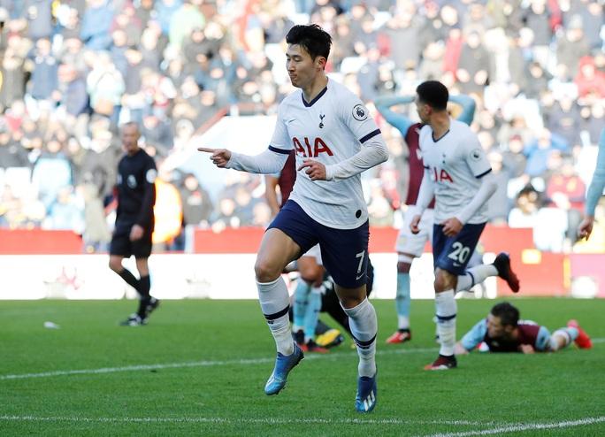 Son Heung-min tỏa sáng, Tottenham ngược dòng ngoạn mục ở Villa Park - Ảnh 5.
