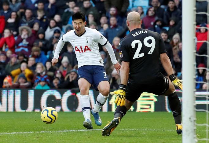 Son Heung-min tỏa sáng, Tottenham ngược dòng ngoạn mục ở Villa Park - Ảnh 7.