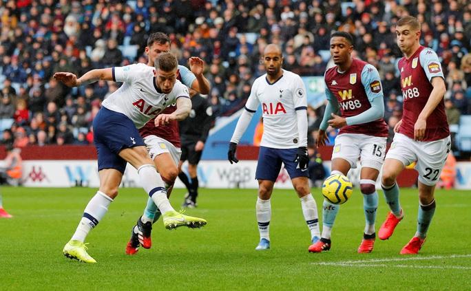 Son Heung-min tỏa sáng, Tottenham ngược dòng ngoạn mục ở Villa Park - Ảnh 3.