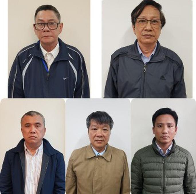 Khởi tố 5 nguyên giám đốc, phó giám đốc trong dự án đường cao tốc Đà Nẵng-Quảng Ngãi - Ảnh 1.