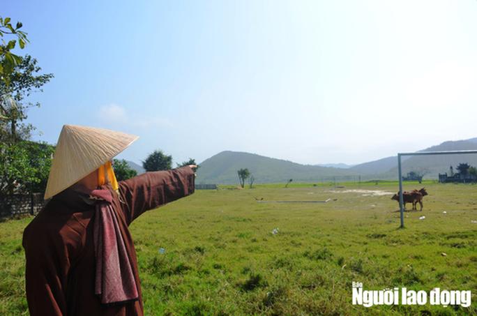 Quảng Bình: Lo ngại dự án giết mổ heo uy hiếp chùa cổ, nhà dân - Ảnh 1.