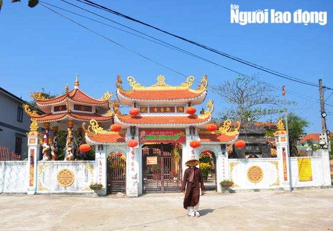 Quảng Bình: Lo ngại dự án giết mổ heo uy hiếp chùa cổ, nhà dân - Ảnh 3.