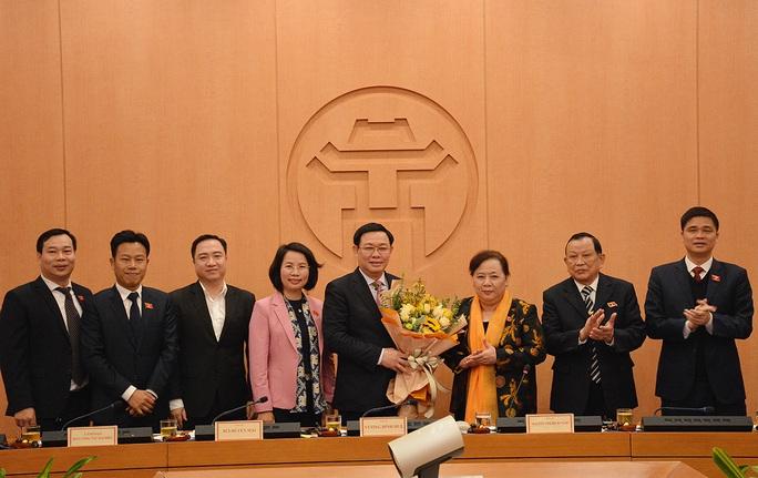 Tân Bí thư Hà Nội Vương Đình Huệ nhận thêm trọng trách mới - Ảnh 1.