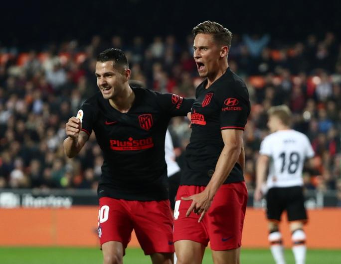 Atletico Madrid: Bài test khó cho nhà vô địch Liverpool - Ảnh 1.