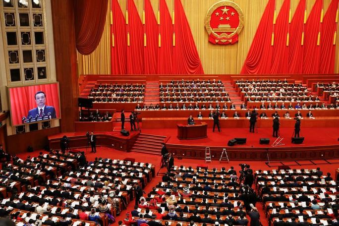 Trung Quốc sẽ hoãn họp quốc hội vì dịch Covid-19 - Ảnh 1.