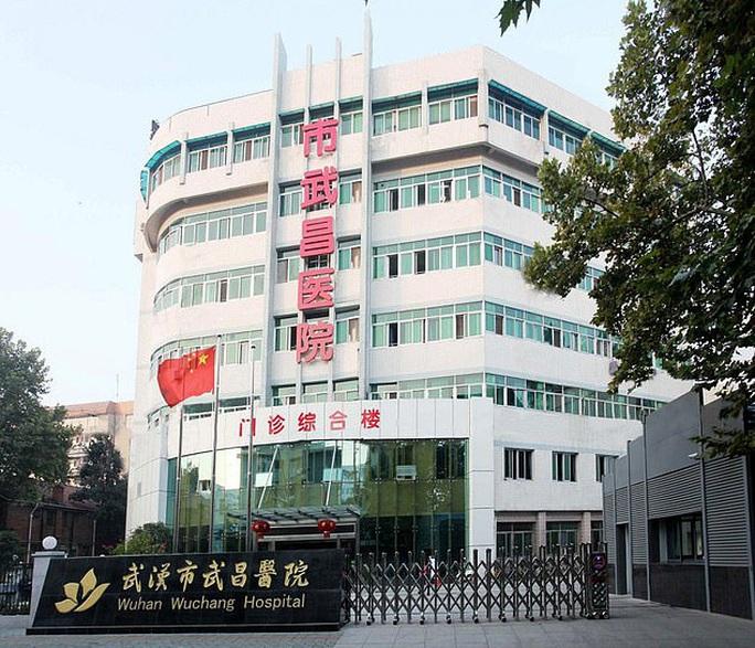 Covid-19: Sau rối loạn thông tin, Trung Quốc xác nhận giám đốc bệnh viện ở Vũ Hán tử vong - Ảnh 2.