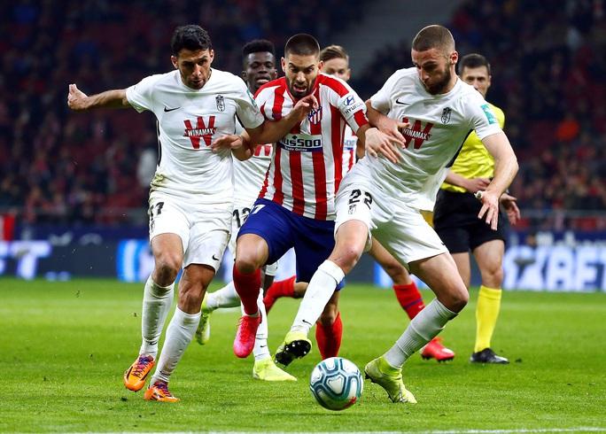 Atletico Madrid: Bài test khó cho nhà vô địch Liverpool - Ảnh 2.