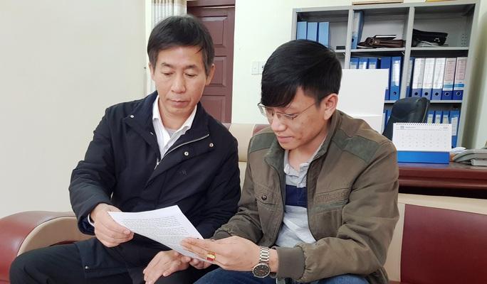 Vòi rồng phun nước đen ngòm ở Quảng Bình: Đã có kết quả xét nghiệm - Ảnh 3.