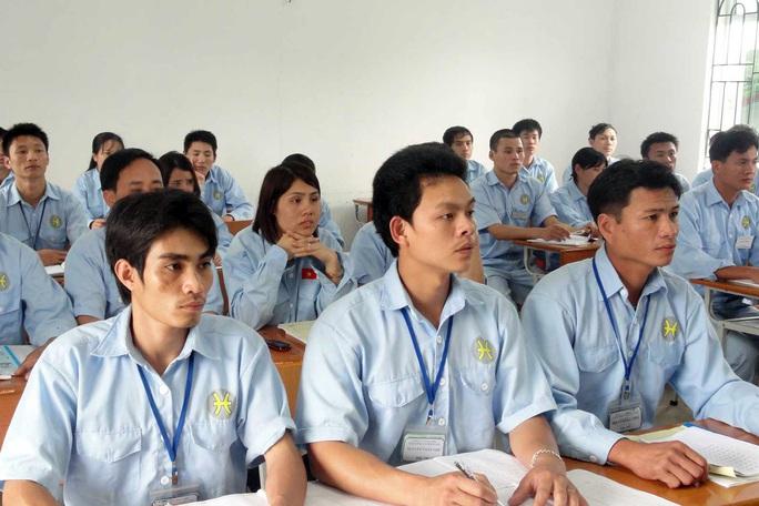 Việt Nam và Hàn Quốc đẩy mạnh hợp tác về lao động - Ảnh 1.
