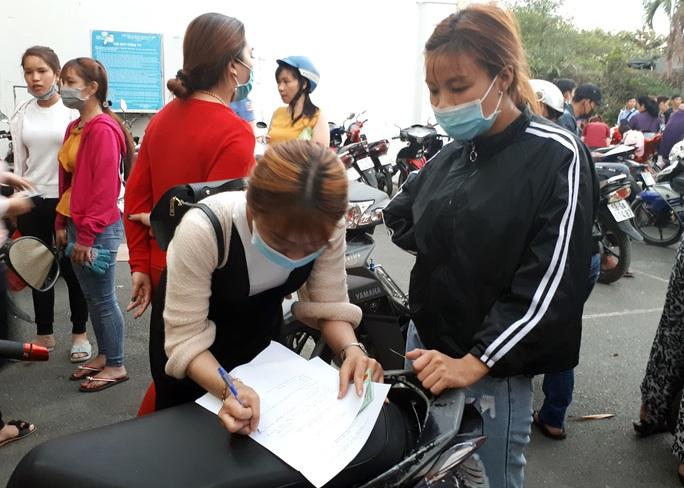 Công nhân Công ty TNHH May thời trang Gia Phú khởi kiện - Ảnh 1.