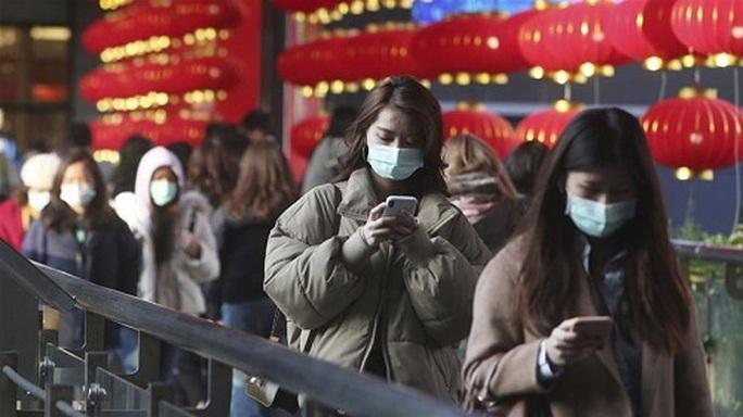 Máy chủ khắp Trung Quốc quá tải do virus corona - Ảnh 1.