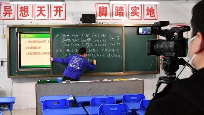 Máy chủ khắp Trung Quốc quá tải do virus corona - Ảnh 2.