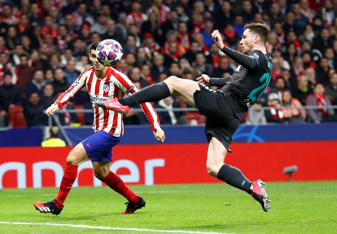 Đương kim vô địch Liverpool thua đau Atletico Madrid - Ảnh 1.