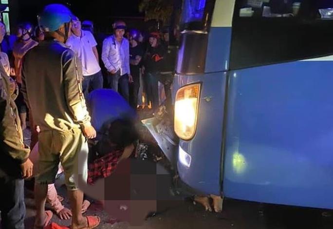 Tài xế say xỉn, không bằng lái tông xe khách khiến 3 người tử vong tại chỗ - Ảnh 1.