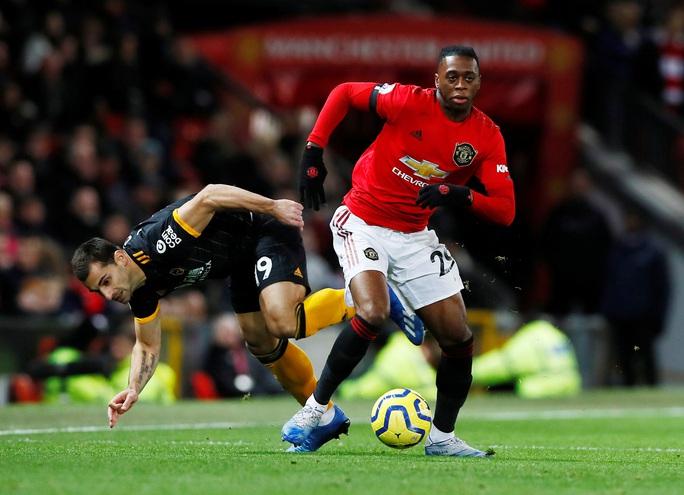 Bom tấn chào sân, Man United vẫn sẩy chân ở Old Trafford - Ảnh 4.