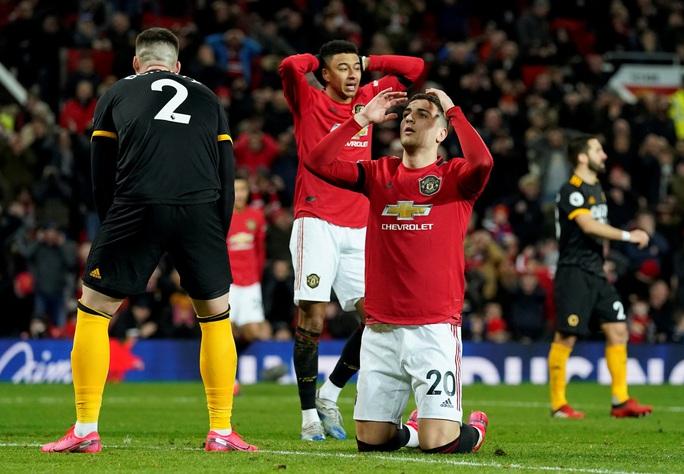 Bom tấn chào sân, Man United vẫn sẩy chân ở Old Trafford - Ảnh 5.