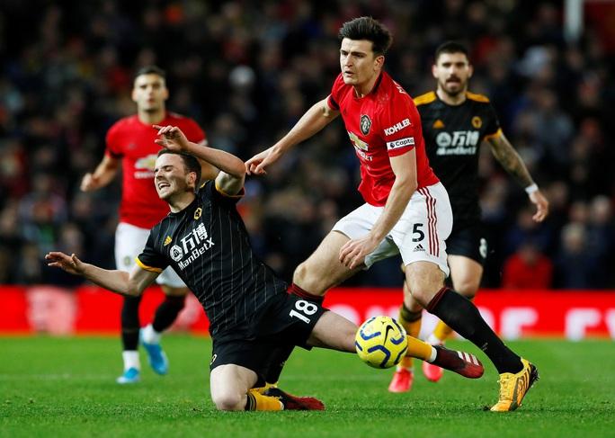 Bom tấn chào sân, Man United vẫn sẩy chân ở Old Trafford - Ảnh 1.