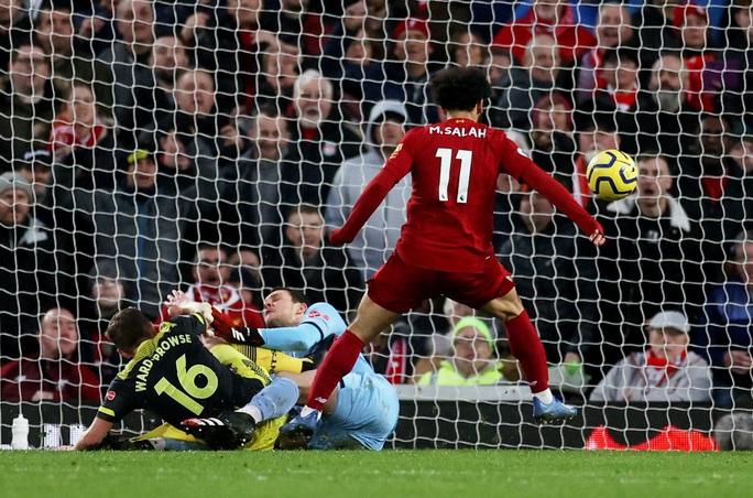 Đè bẹp Southampton, Liverpool độc diễn ngôi đầu Ngoại hạng - Ảnh 5.