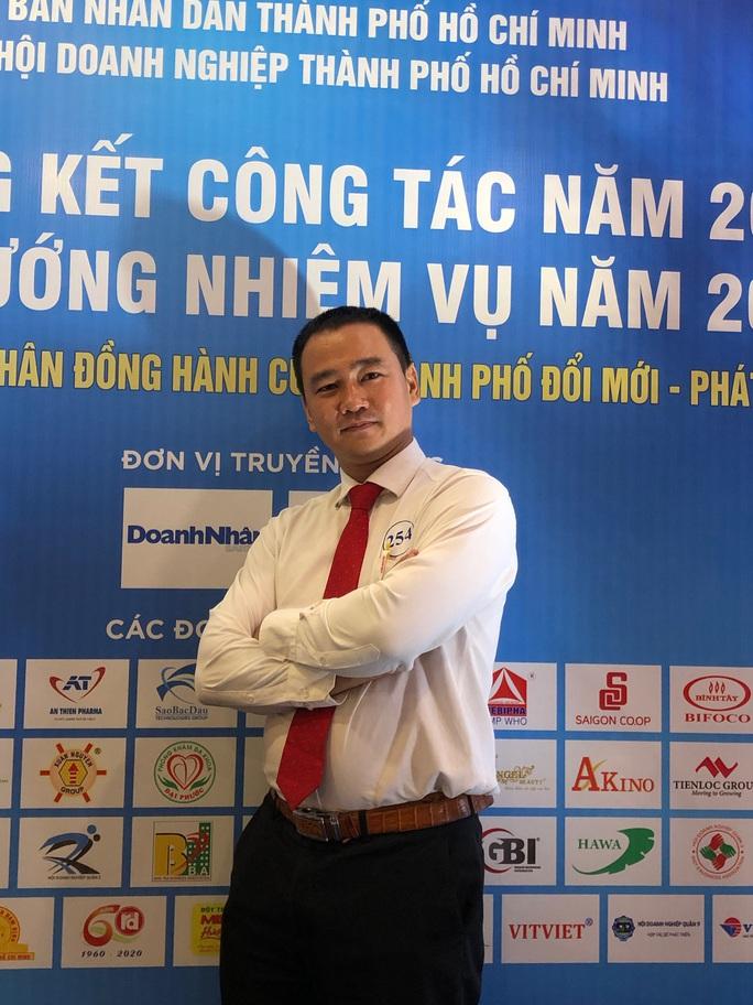 CEO Lư Nguyễn Xuân Vũ trải lòng về khởi nghiệp - Ảnh 2.