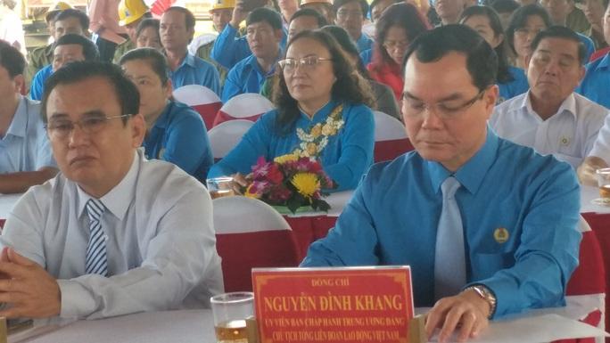 Khoảng 4.000 công nhân tại Tiền Giang sắp được an cư - Ảnh 1.