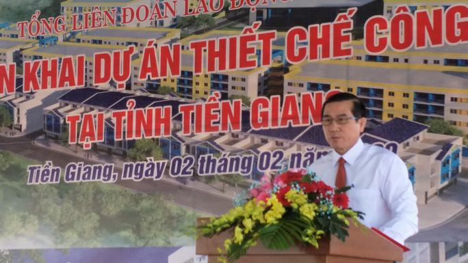 Khoảng 4.000 công nhân tại Tiền Giang sắp được an cư - Ảnh 4.