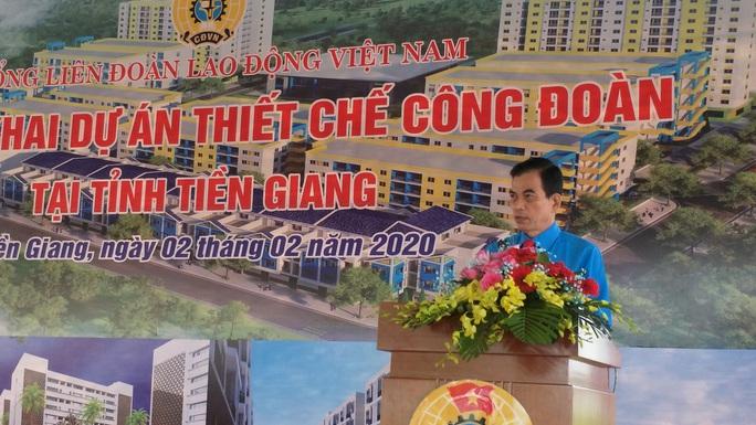 Khoảng 4.000 công nhân tại Tiền Giang sắp được an cư - Ảnh 5.