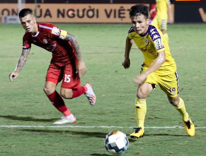 Sợ tuyển VN hụt quân vì chấn thương, 4 CLB đề xuất không có suất rớt hạng V-League - Ảnh 1.