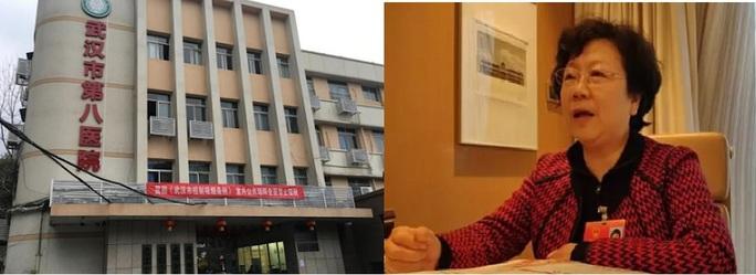 Covid-19: Thêm một giám đốc bệnh viện Vũ Hán nhiễm bệnh nguy kịch - Ảnh 1.