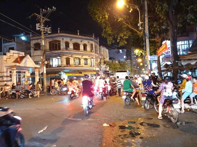Án mạng ở quận Tân Phú - TP HCM - Ảnh 2.