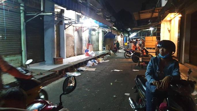 Án mạng ở quận Tân Phú - TP HCM - Ảnh 1.
