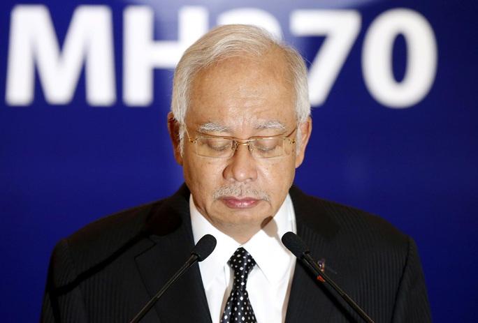 Cựu Thủ tướng Malaysia đáp trả cựu thủ tướng Úc về MH370 - Ảnh 1.