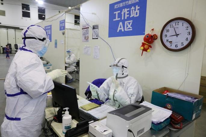 Covid-19: Số ca nhiễm mới giảm mạnh do Trung Quốc lại đổi cách tính - Ảnh 1.
